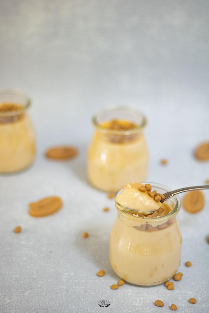 recette crème dulcey