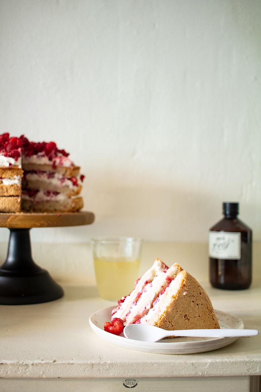 recette angel cake