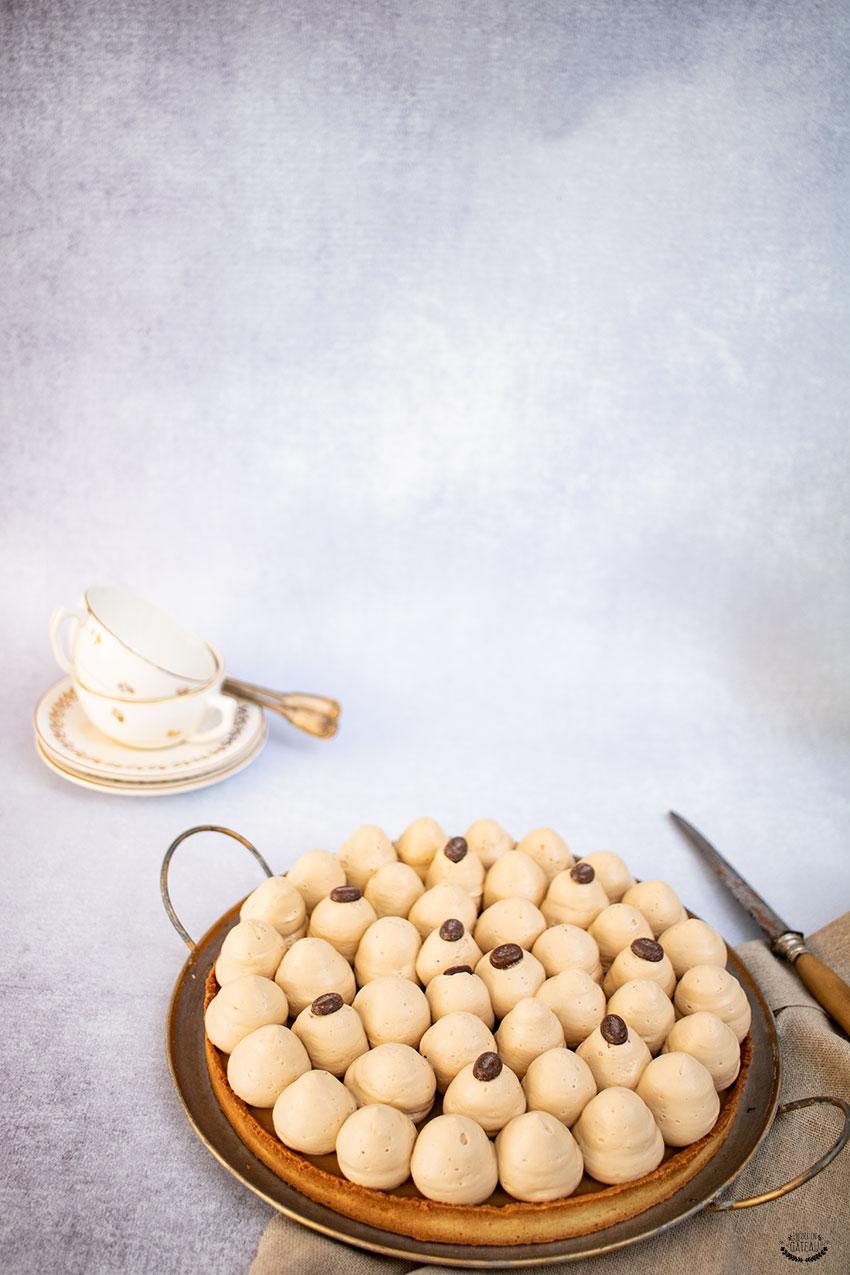 tarte au café pierre hermé