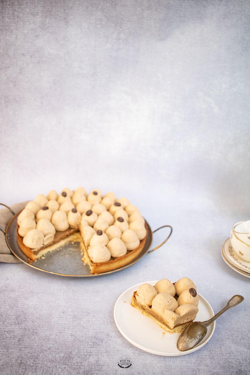 tarte café pierre hermé