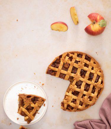 tarte pomme cannelle recette