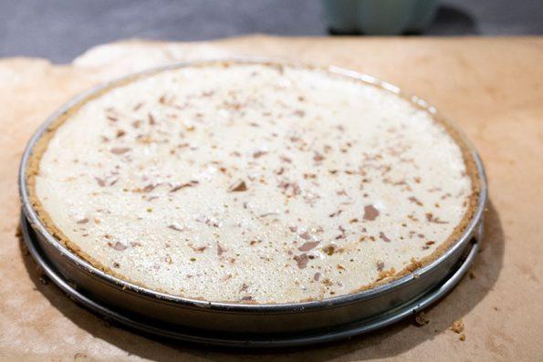 crème brûlée tarte aux daims