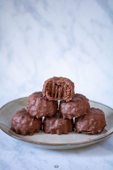 rochers chocolat praliné maison recette