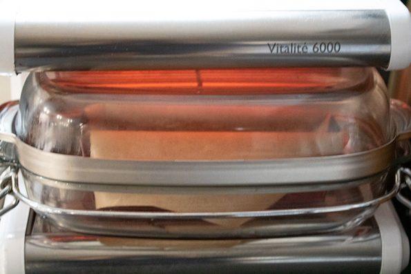 cuisson pain d'épices omnicuiseur