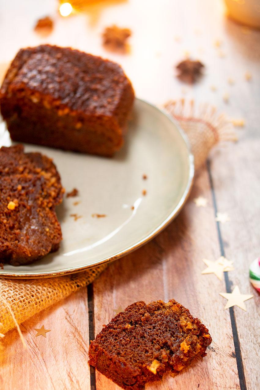 pain d'épices conticini recette