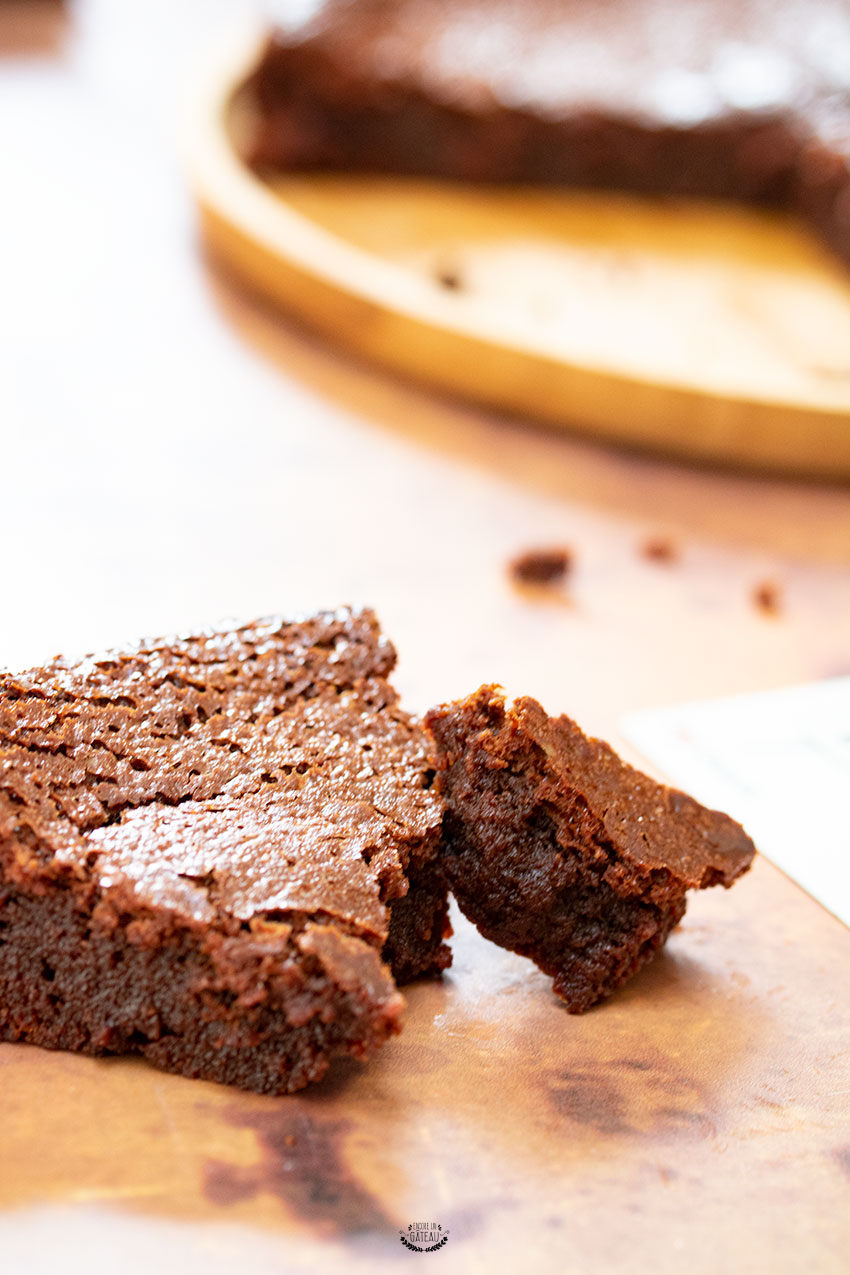 recette gâteau assassin