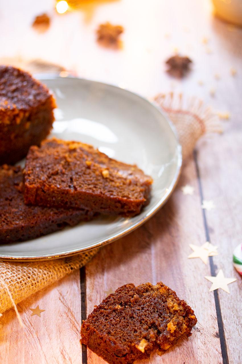 recette pain d'épices conticini