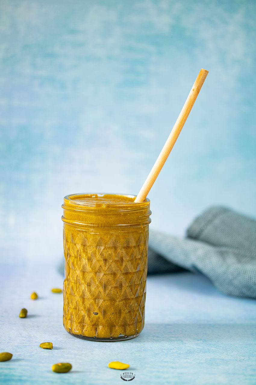 recette praliné pistache