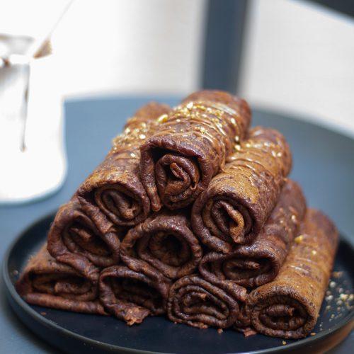 crêpes au chocolat christophe michalak