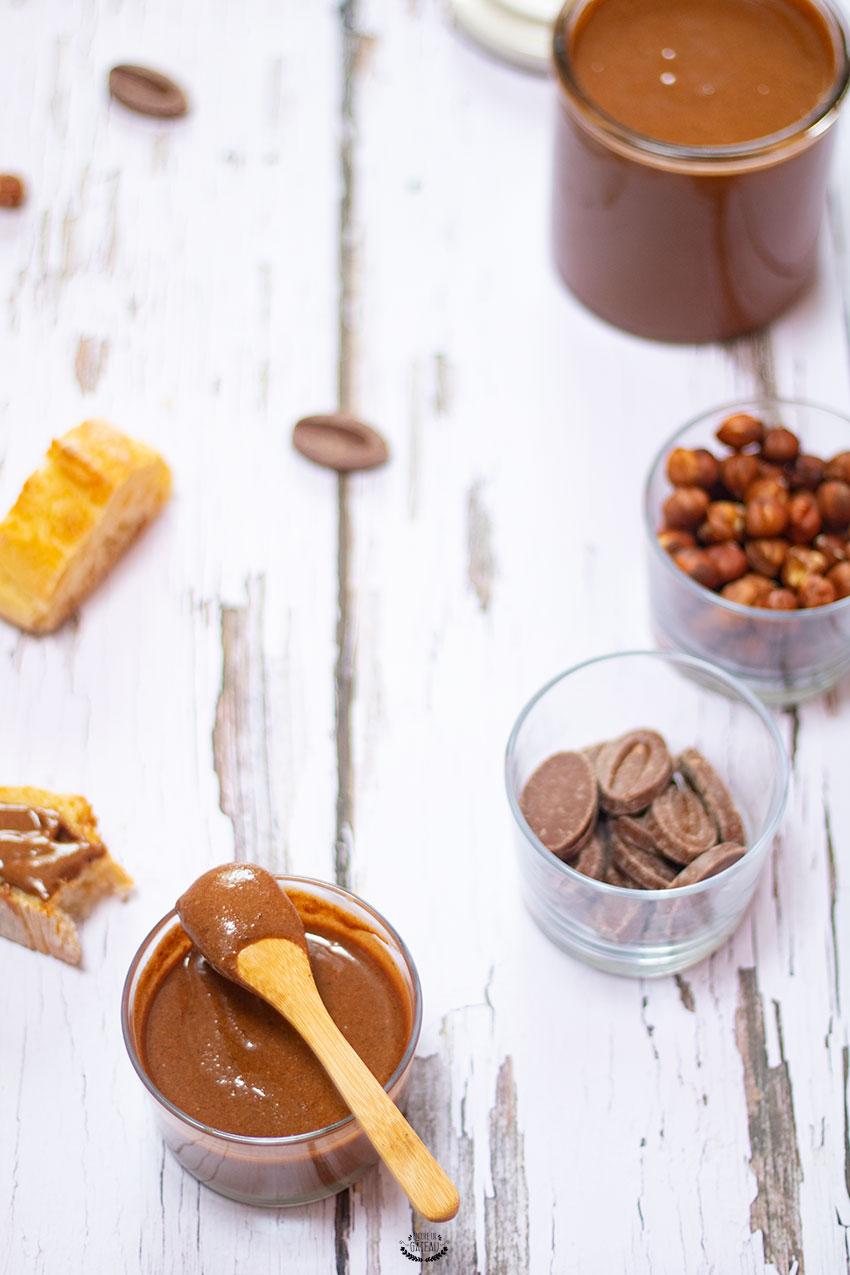 faire nutella maison façon michalak