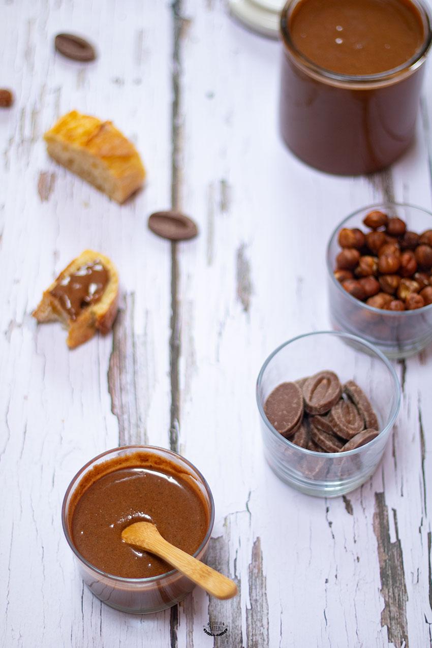 nutella maison michalak recette