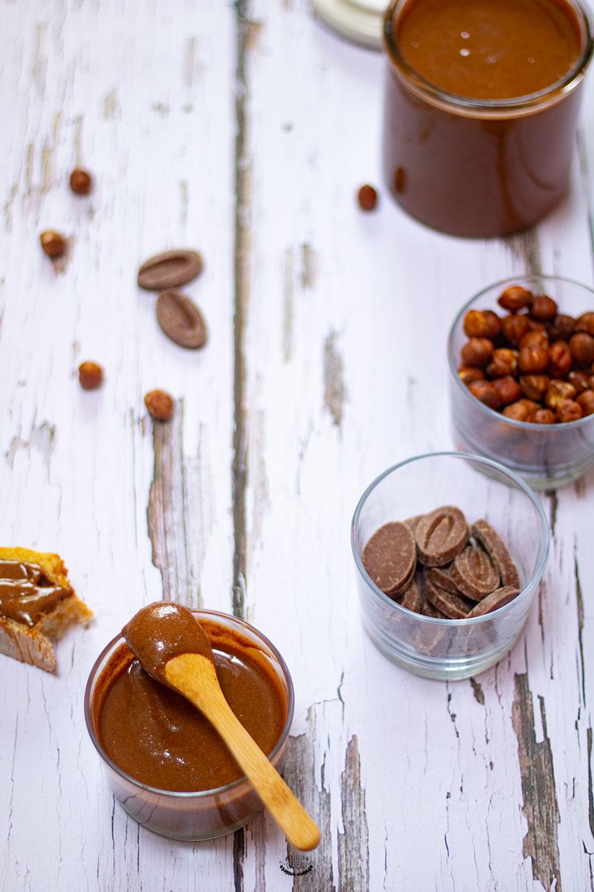 recette nutella maison michalak