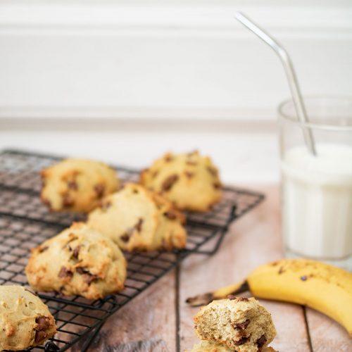 recette scones à la banane
