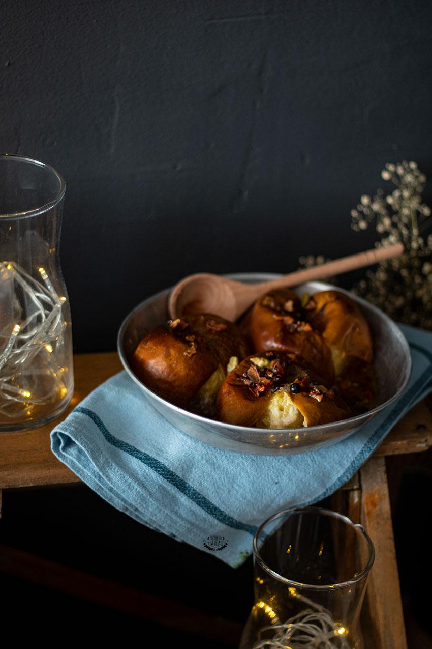 faire des pommes au four