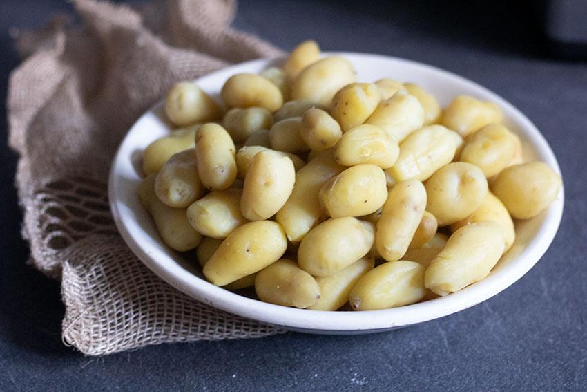pommes de terre gnocchi