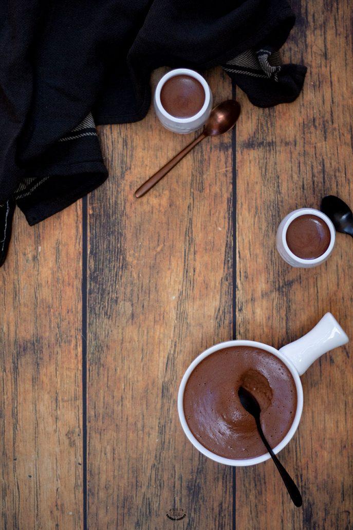 mousse chocolat christophe michalak