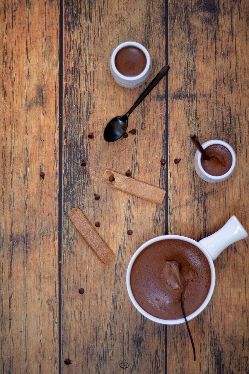 mousse au chocolat michalak recette