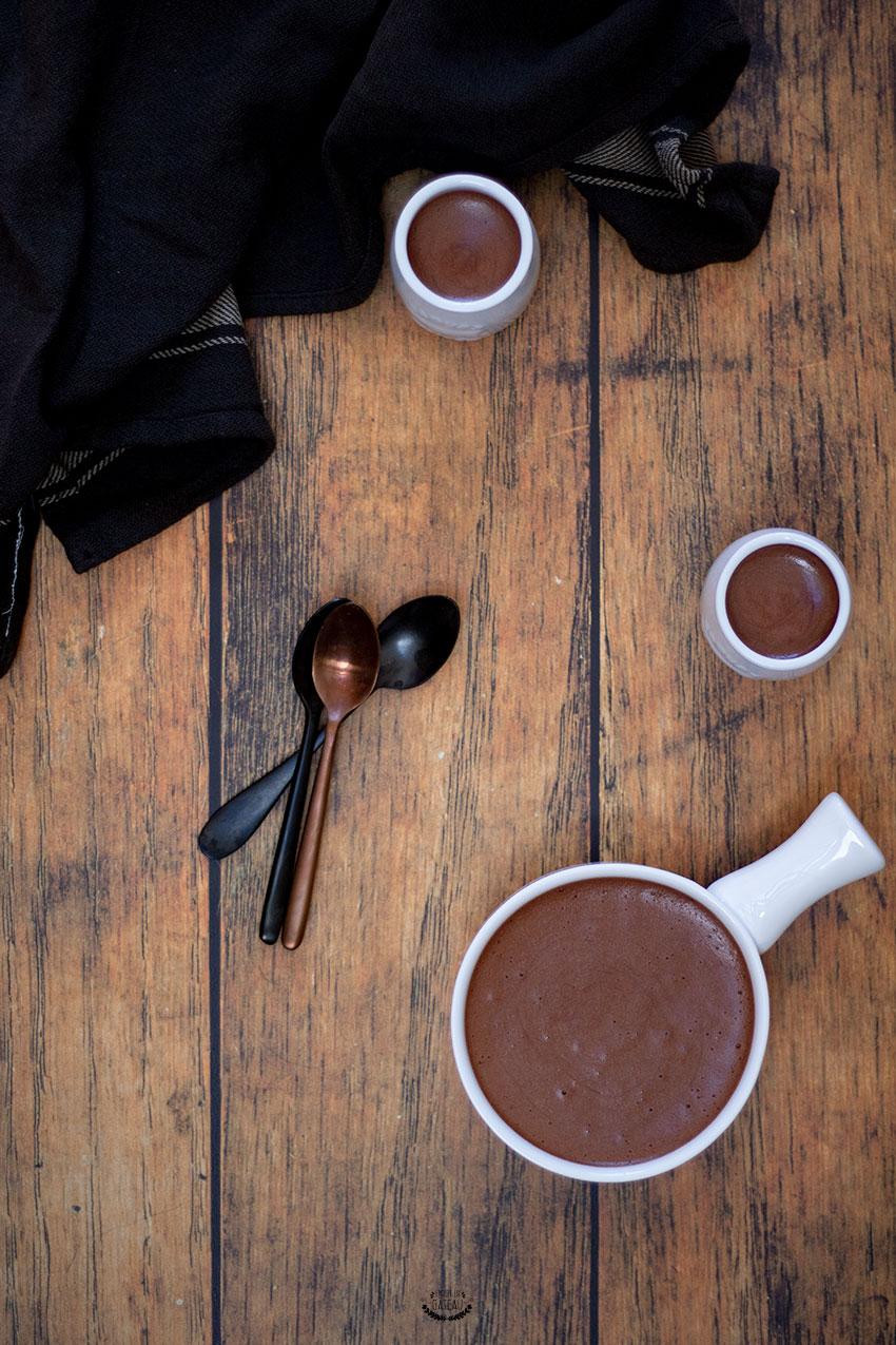 mousse au chocolat michalak