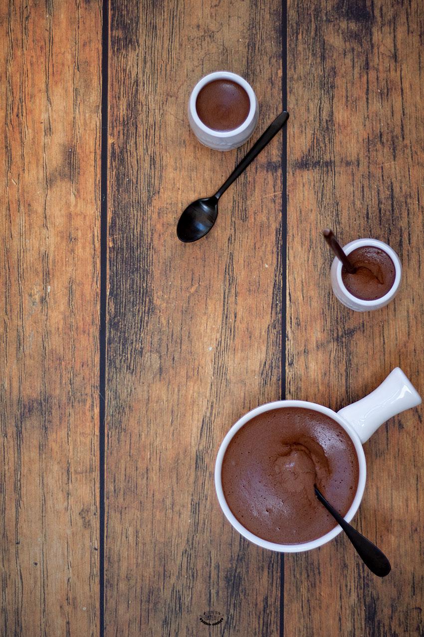 recette mousse chocolat michalak