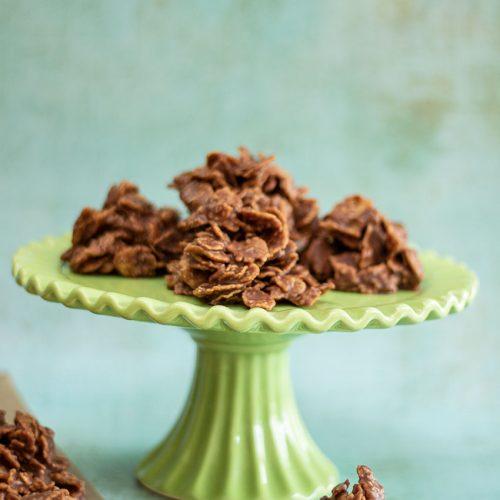 roses des sables chocolat noix de coco