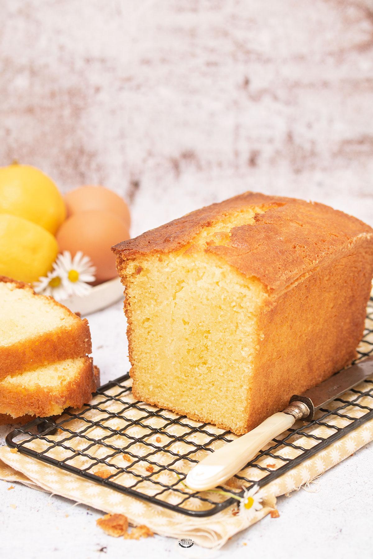 cake citron pierre hermé