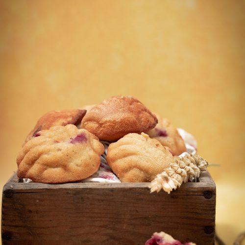 felder moelleux pistache framboise