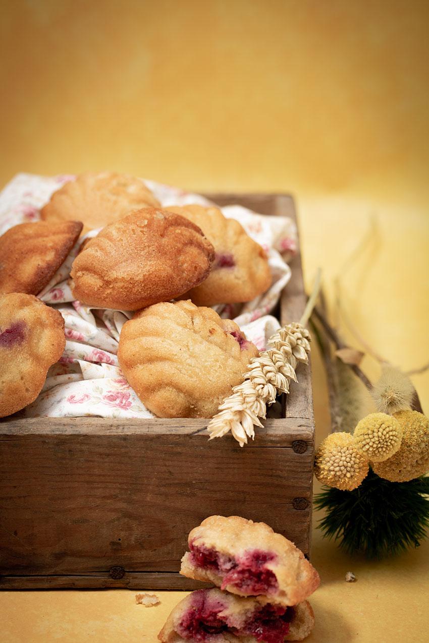 moelleux pistache framboise felder