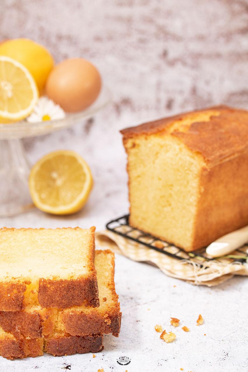 recette cake citron pierre hermé