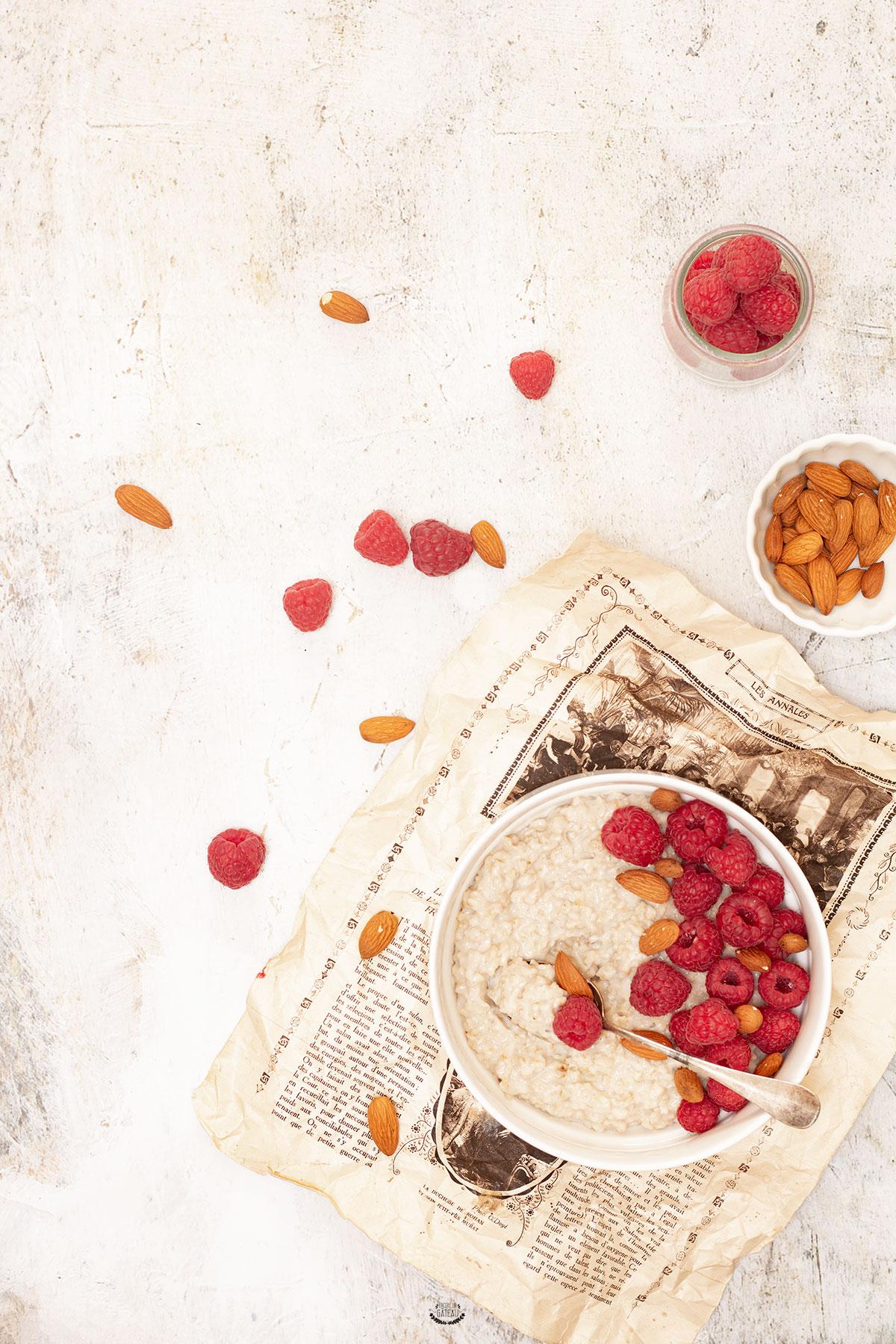 recette porridge facile