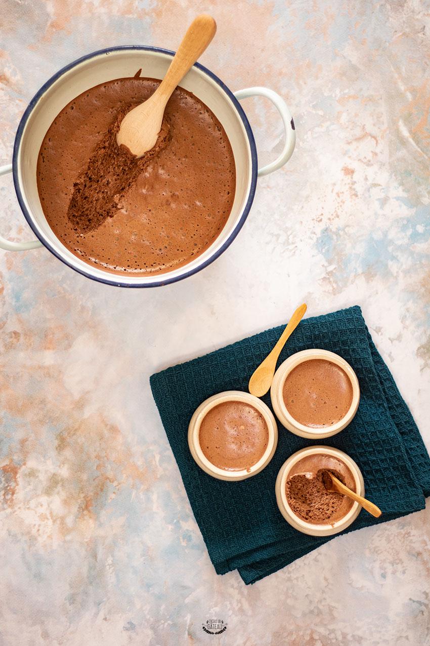 mousse chocolat yann couvreur
