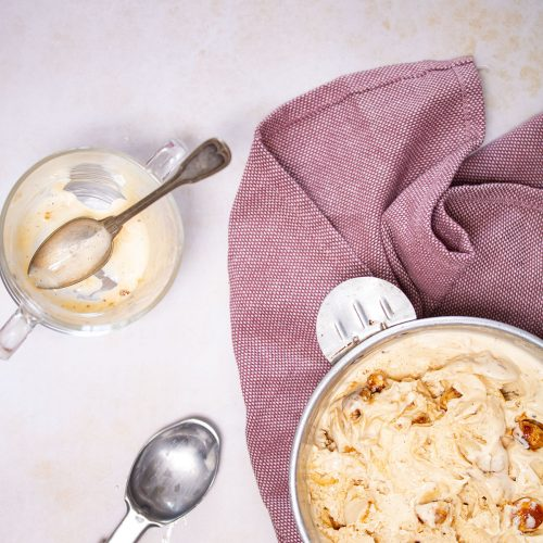 glace vanille macadamia maison