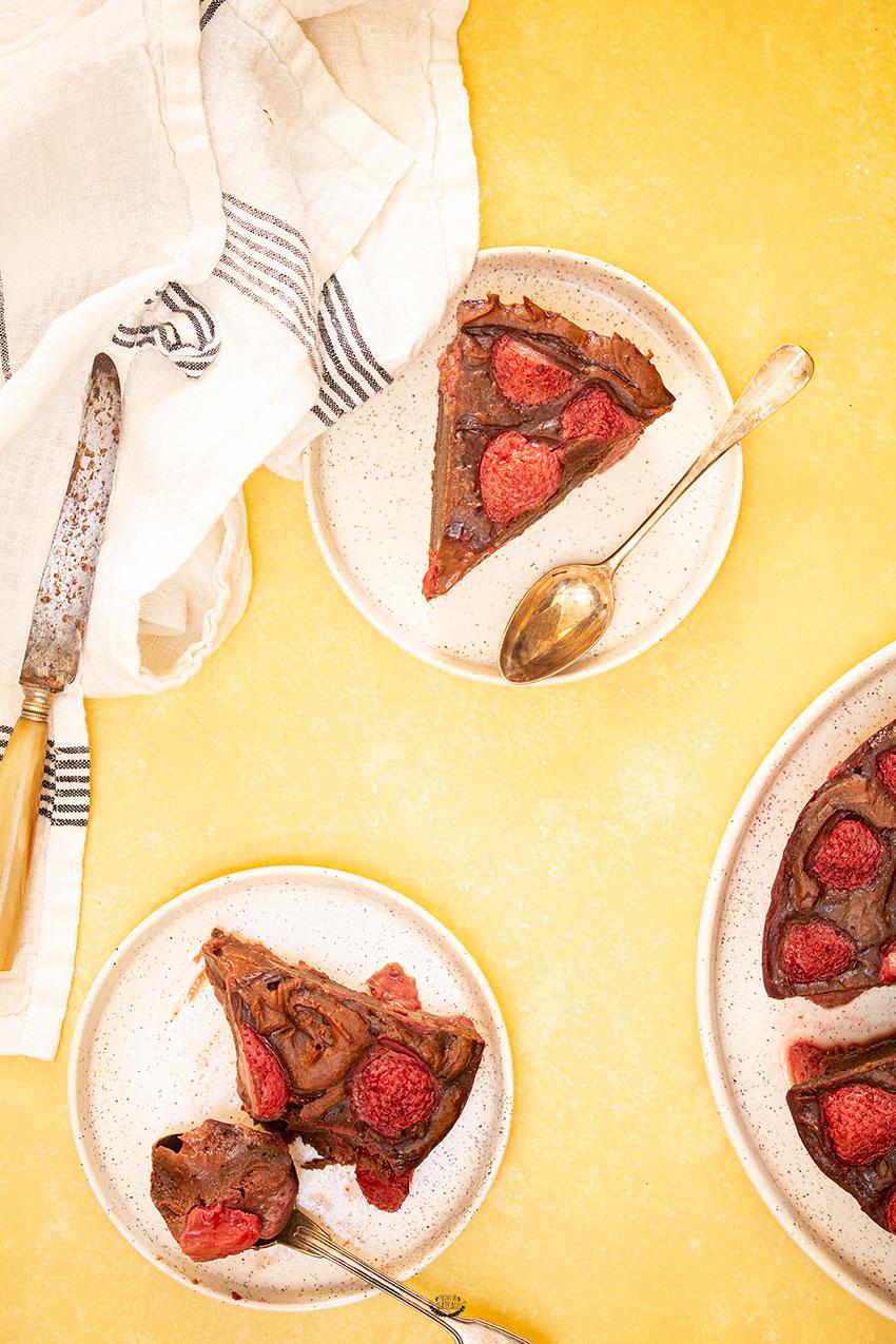 recette gâteau moelleux fondant au chocolat