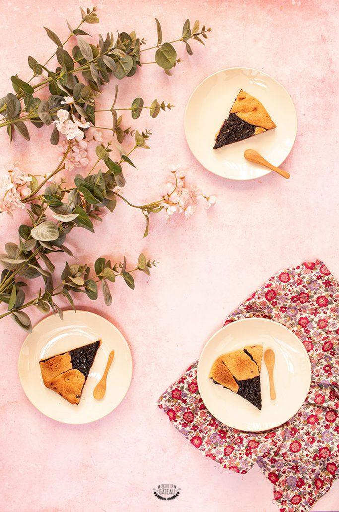 tarte rustique myrtille