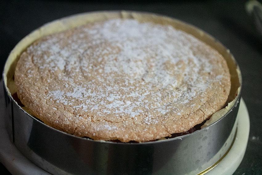 biscuit cuiller cap framboisier