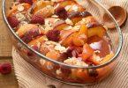 gratin fruits