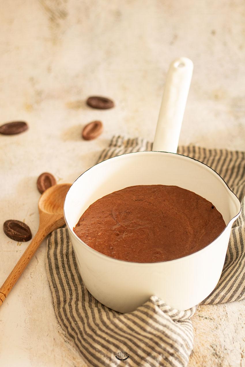 mousse chocolat blancs d'oeufs