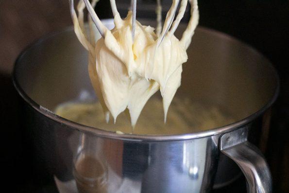 crème mousseline éclairs paris-brest