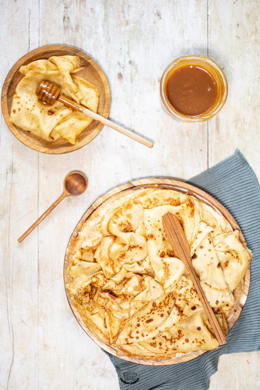 recette crêpes sans gluten