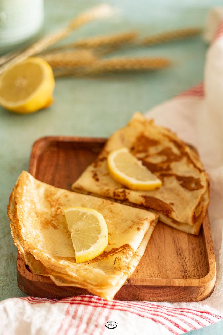 recette crêpes yann couvreur