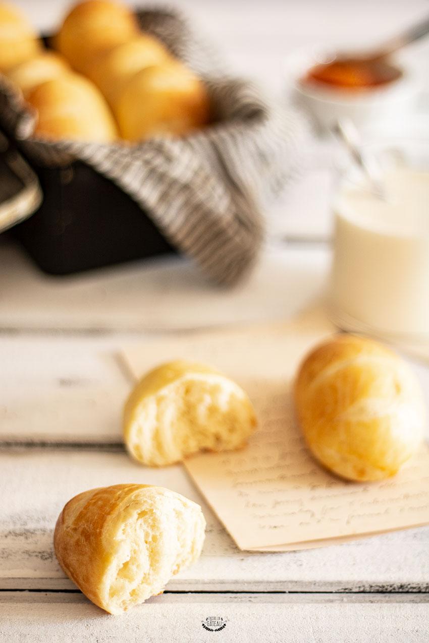 pains au lait maison cap