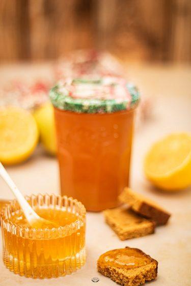 recette confiture de citron