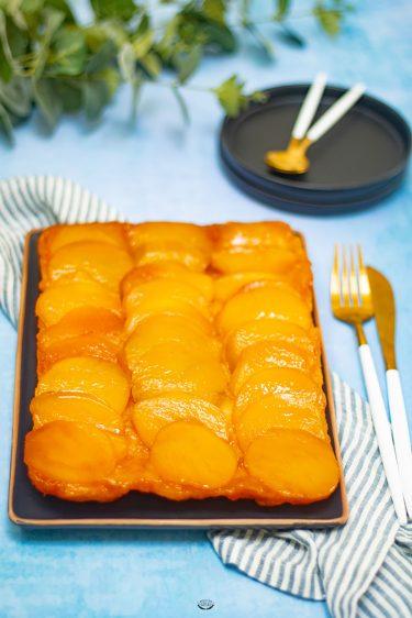 tarte tatin mangue recette