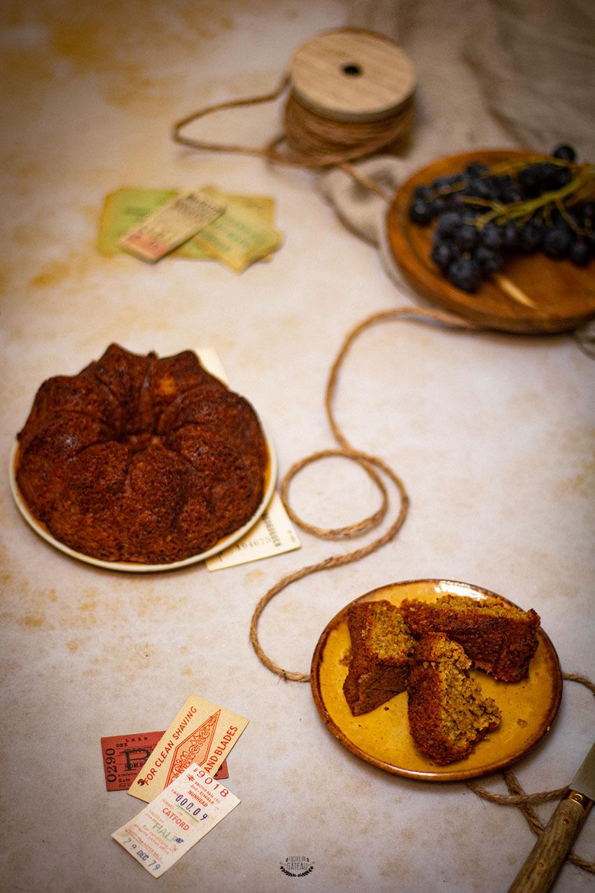 gâteau moelleux pistache