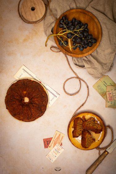 recette moelleux pistache