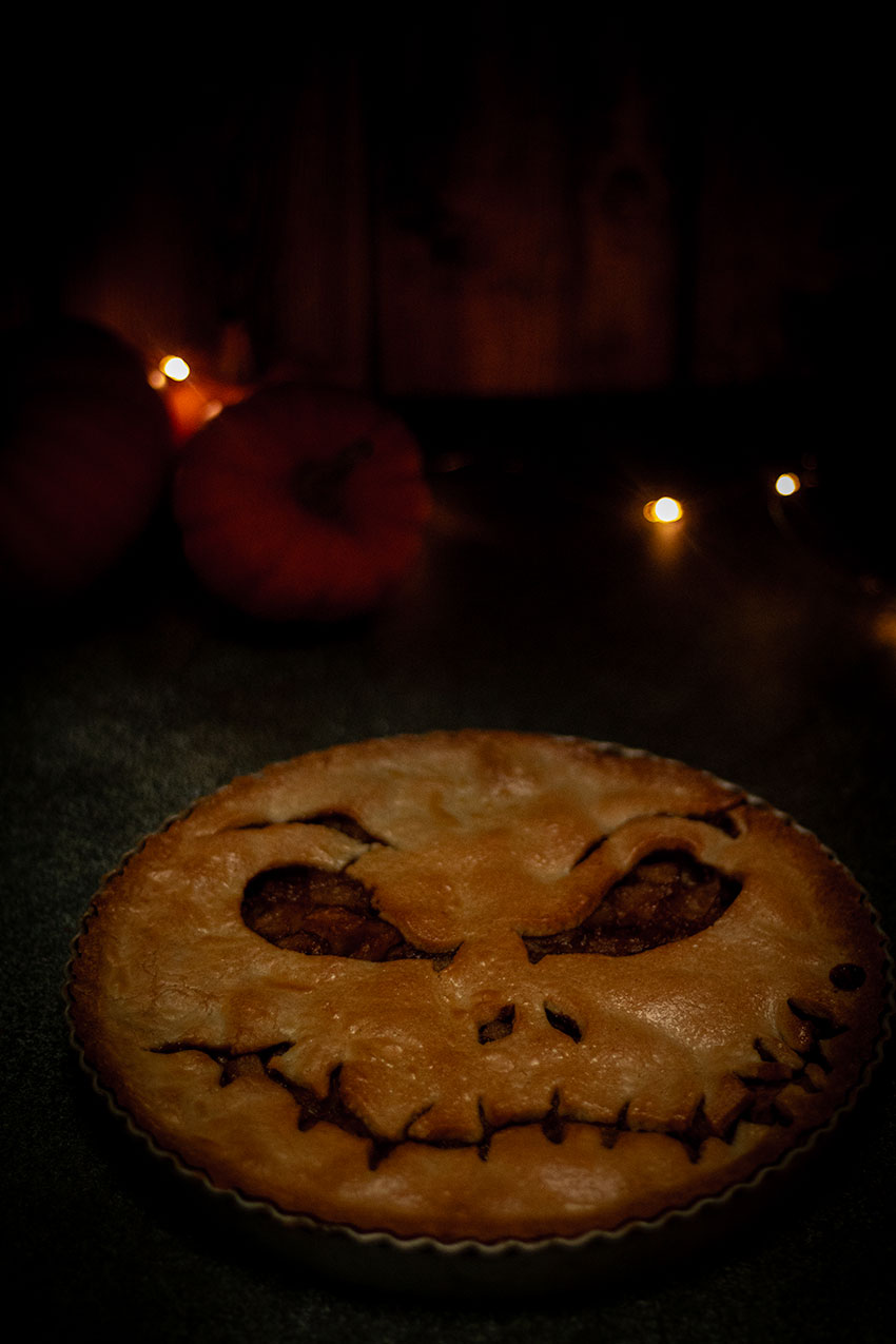 tarte halloween jack skellington