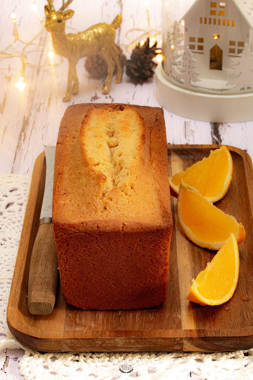 cake à l'orange recette