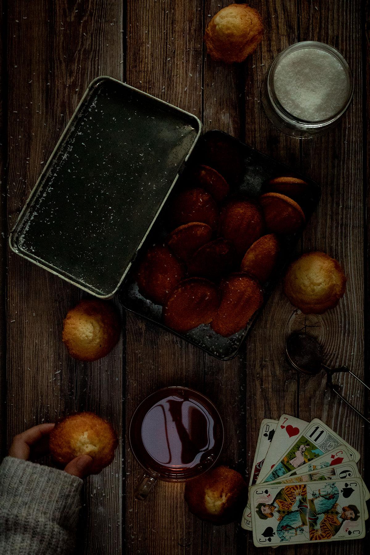 madeleines coco