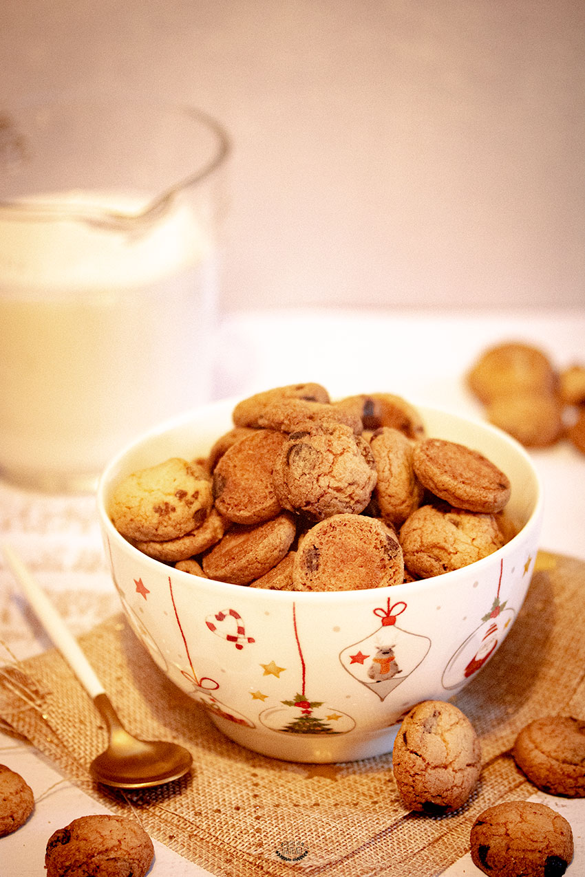 cookie crisp maison cookies céréales