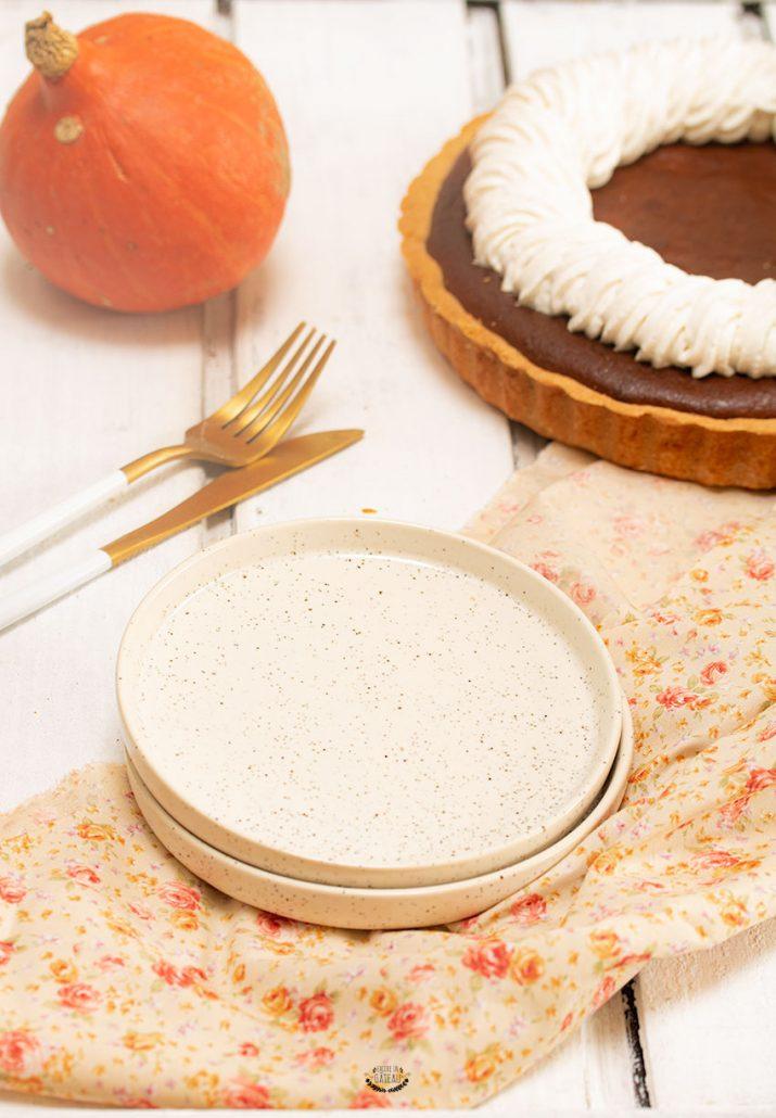 pumpkin pie recette