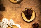 fondant au chocolat au fromage blanc sans beurre